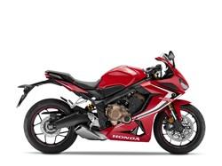 Honda CBR650R 2020