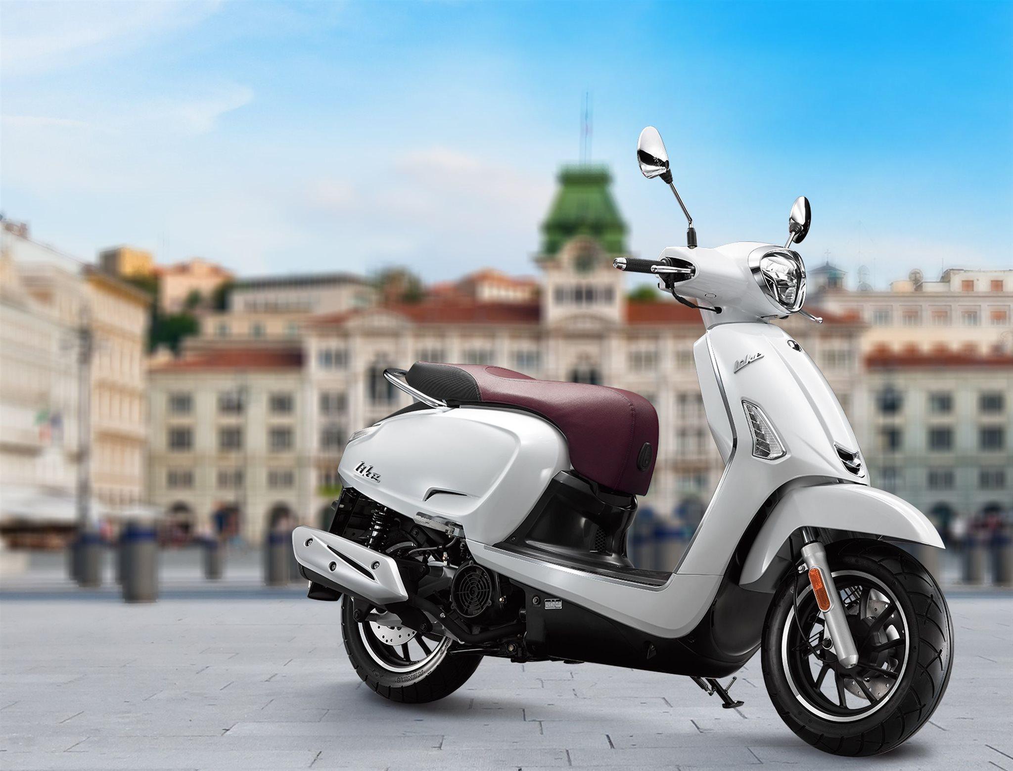 Gebrauchte und neue Kymco Like 125 Motorräder kaufen