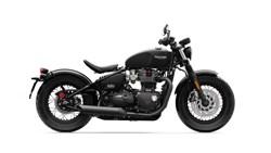 Triumph Bonneville Bobber Black 2020