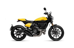 Ducati Scrambler Full Throttle 2020