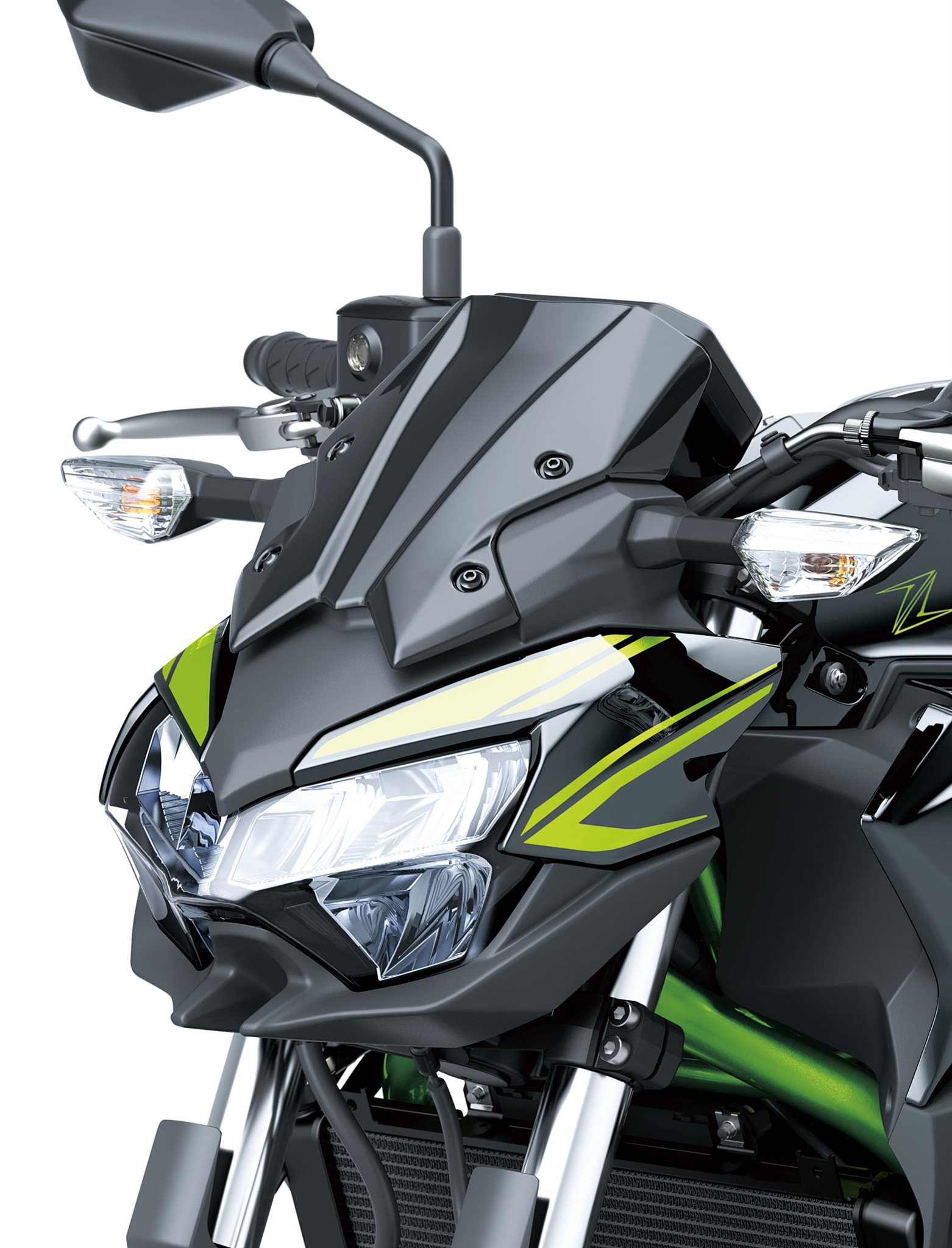 Kawasaki ER-6n - Alle technischen Daten zum Modell ER-6n