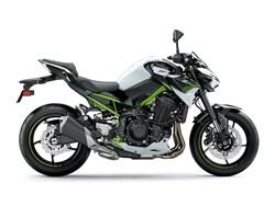 Kawasaki Z900 70kW 2020
