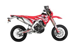 Red Moto CRF 450XR Supermoto 2020