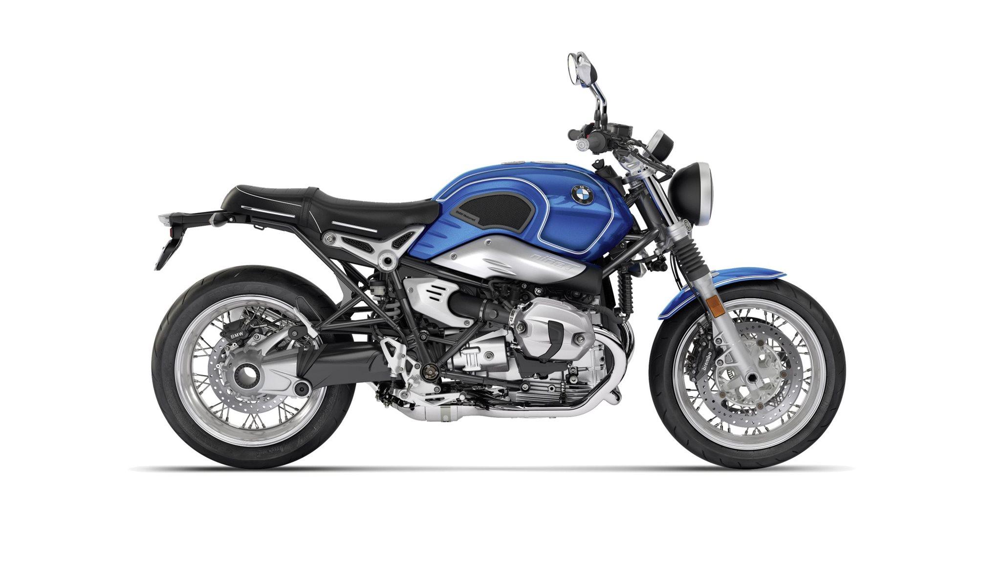 Custom BMW R nineT Tracker von Krautmotors | Bmw motorrad