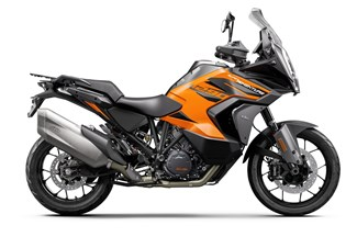 KTM 1290 Super Adventure S 2021 Sonderangebot
