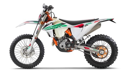 250 EXC-F Sixdays