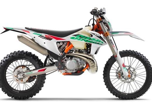KTM 250 EXC TPI Sixdays