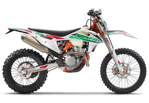 KTM 350 EXC-F Sixdays
