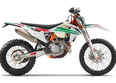 KTM MODELOS KTM 450 EXC-F Sixdays