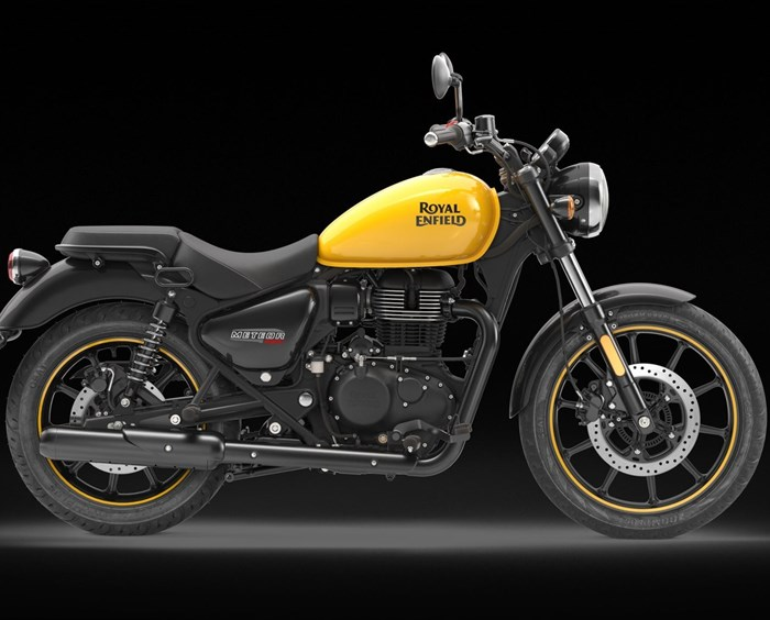 Royal Enfield Meteor 350 Fireball