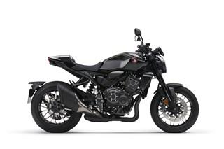 Honda CB1000R Black Edition