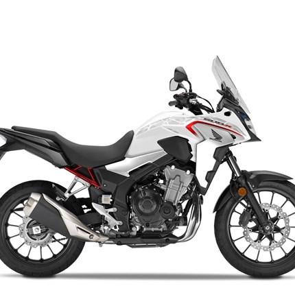Honda MODELLE Honda CB500X