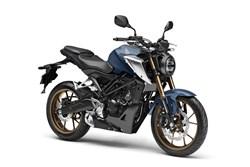 Honda CB125R 2021