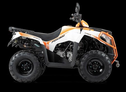 Kymco MXU 300i T Offroad