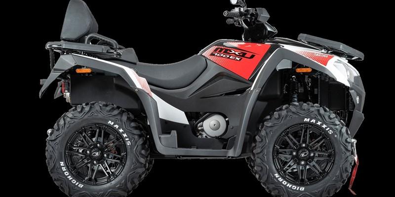 Kymco MXU 700i T EPS