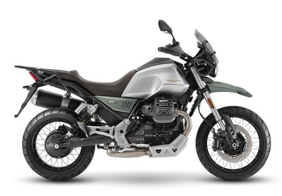 Moto Guzzi V85 TT Centenario