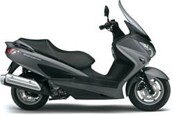 Suzuki Burgman 125 2021