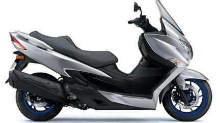 Suzuki MODELLE Suzuki Burgman 400