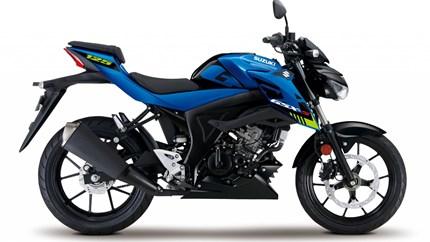 Suzuki MODELLE Suzuki GSX-S 125