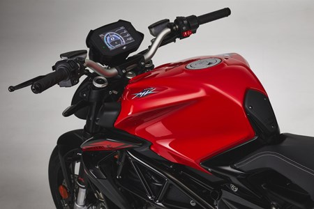 Brutale 800 Rosso