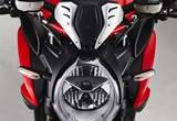 MV Agusta Dragster 800 Rosso 2021 Bilder
