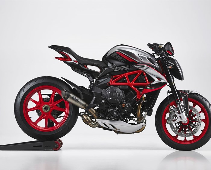 MV Agusta Dragster 800 RC SCS
