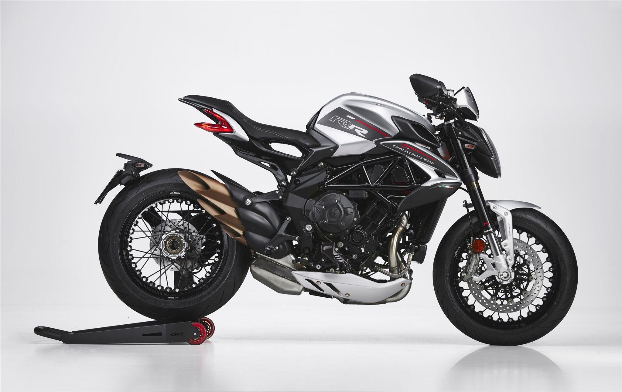 Gebrauchte Und Neue Mv Agusta Dragster 800 Rr Motorräder Kaufen