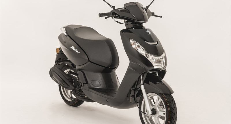 Peugeot Kisbee 50 4T Black Edition