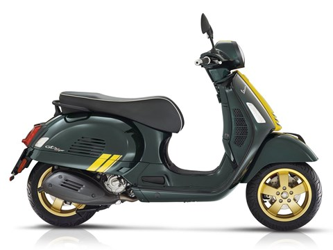 Vespa GTS 125 Super Racing Sixties