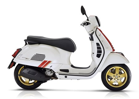 GTS 125 Super Racing Sixties