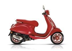 Vespa Primavera 125 (RED) 2021