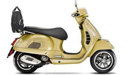 Vespa MODELLE Vespa GTS 300 hpe Super Tech 75th Anniversary Edition