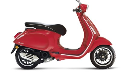 Vespa MODELLE Vespa Sprint 50 4T