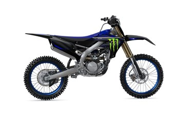 Yamaha YZ250F Monster Energy Edition