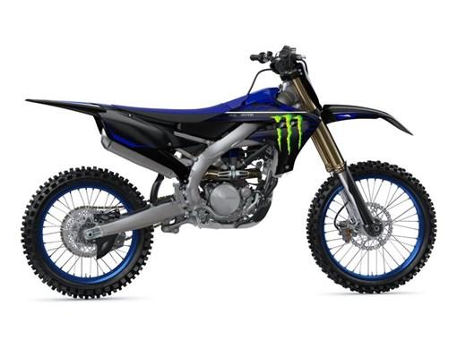 Yamaha YZ250F Monster Energy Edition