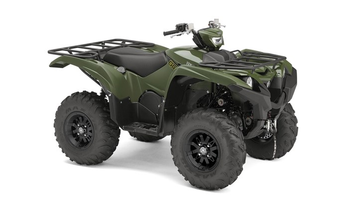 Yamaha Grizzly 700 EPS Alu