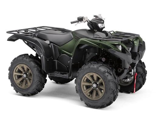 Yamaha Grizzly 700 EPS SE