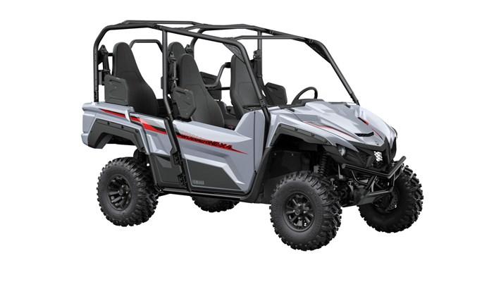 Yamaha Wolverine X4 850