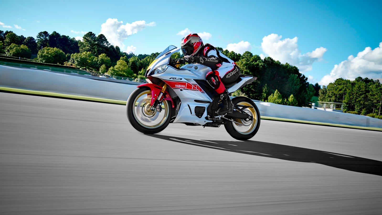 Yamaha R3 World GP 60th Anniversary