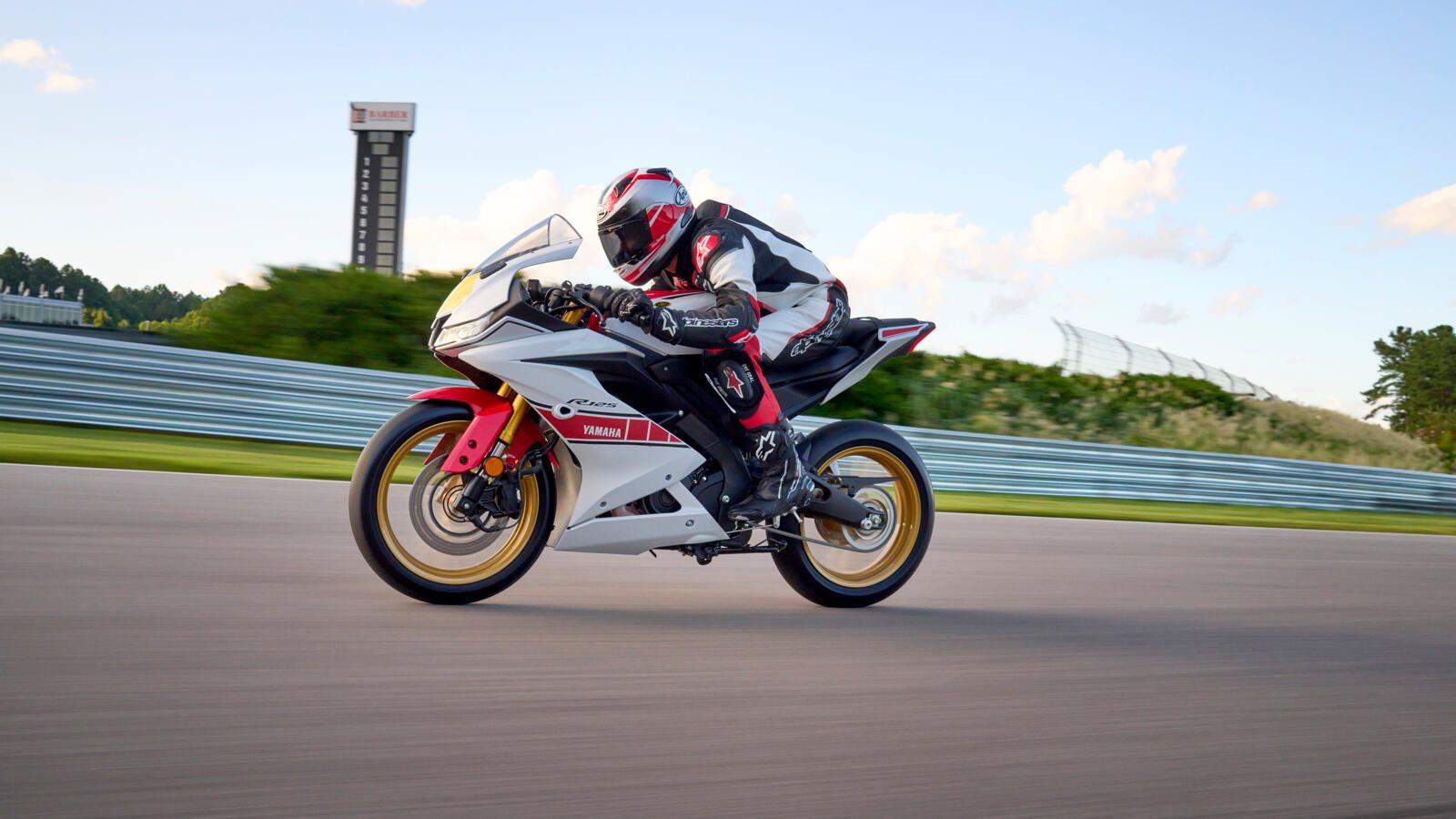 Yamaha R125 World GP 60th Anniversary