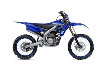 Yamaha MODELLE Yamaha YZ250F