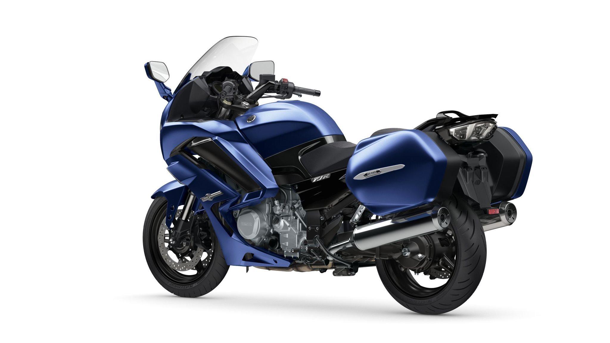 Yamaha FJR1300AS