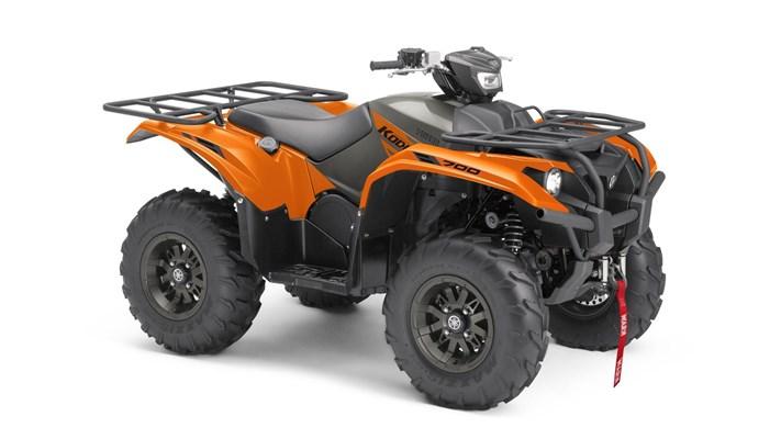 Yamaha Kodiak 700 EPS SE