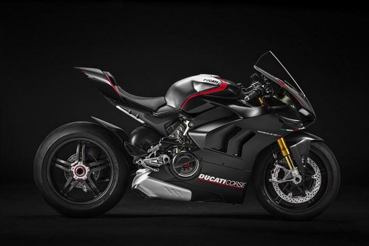 Ducati Panigale V4 SP 2021 Schnäppchen