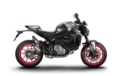 Ducati Monster +