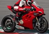Ducati Panigale V4 S 2021 Bilder