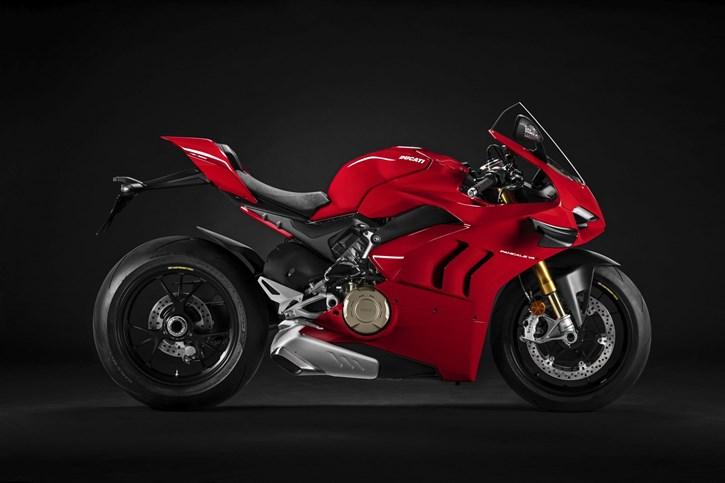 Ducati Panigale V4 S 2021 Schnäppchen