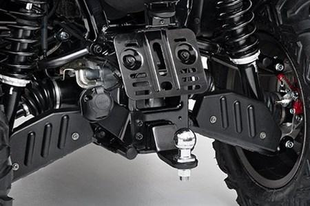 Blade 550 EPS Silver Edition LOF