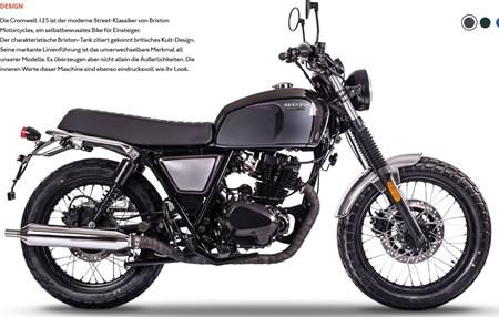 Cromwell 125