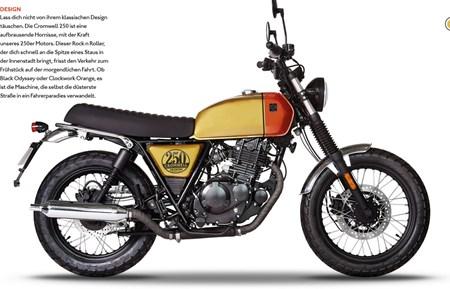 Cromwell 250